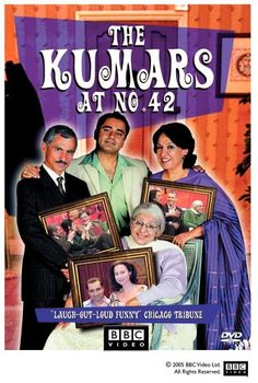 If you've never watched The Kumars at No. RUN to Netflix right now and queue it. It's a hilarious sitcom/talk-show mash up that you just have to watch. Meera Syal, Kian Egan, Shane Filan, British Asian, Comedy Tv Shows, Donny Osmond, British Comedy, Old Shows