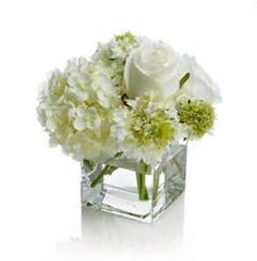 Image Search Results for white floral arrangement