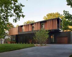 Casa Baulinder inspirada en Movimiento Moderno / Proyectos Hufft http://www.arquitexs.com/2014/03/casa-moderna-baulinder-haus-Bauhaus-Marcel-Lajos-Breuer.html
