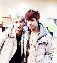 GOT7 | JB and MARK