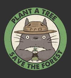 Save the Forest by L