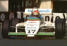 Eliseo Salazar Valenzuela (CHI) (RAM Automotive Equipo de marzo), la memoria RAM de marzo 01 - Ford Cosworth DFV 3.0 V8 (DNQ)   1983 Gran Premio de Mónaco, circuito de Mónaco   http://f1-history.deviantart.com/art/Eliseo-Salazar-Monaco-1983-599339902