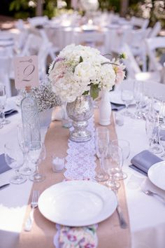 Beautiful Candlelight wedding! #DonnaMorganBridesmaids #Candlelight #Weddings