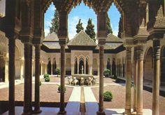 Løve gården Alhambra