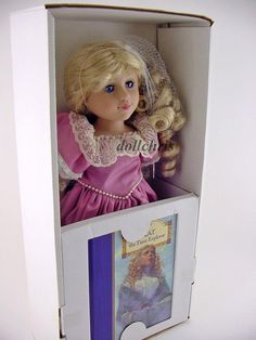 """Stardust Classics Kat The Time Explorer Doll 18"""" with Book Just Pretend New   eBay"""