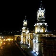 Arequipa en Arequipa