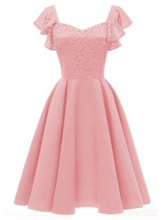LaceShe Elegantes Cocktail-Spitzenkleid in A-Linie für Damen LaceShe Elegant cocktail lace dress in A-line for women Source by Women's Dresses, Elegant Dresses, Pretty Dresses, Beautiful Dresses, Dress Outfits, Short Dresses, Fashion Dresses, Summer Dresses, Awesome Dresses