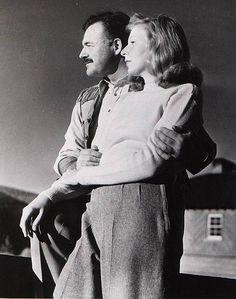 Ernest Hemingway & Martha Gellhorn