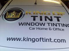 Sign Writing auto www.kingoftint.com