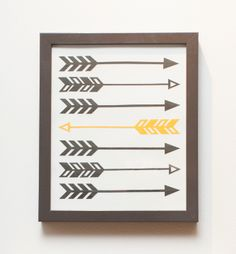 Arrows Wall Art Home Decor. Make It Now in Cricut Design Space