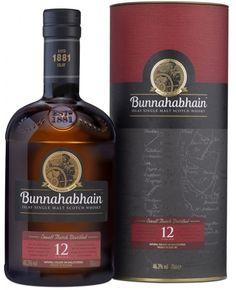 Bunnahabhain Single Malt Scotch Whisky was founded in 1881 near Port Askaig on Islay. Discover more about Bunnahabhain whisky. Protein, Shimmer Lights, Captain Morgan, Christmas Stocking Fillers, Bacardi, 12 Year Old, Scotch Whisky, Distillery, Alcohol