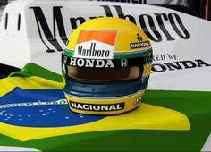 Ayrton Senna - LEGEND