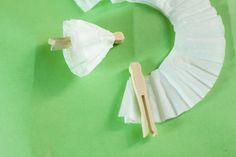 Kid Craft: Angel Ornaments - Design Dazzle