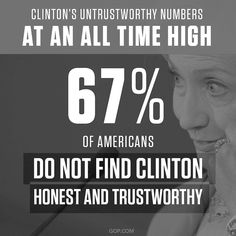 RNR Kentucky (@RNRKentucky) | Twitter.....This number keeps going up. America will render the correct verdict on HRC in November. #tcot #ccot #gop #maga