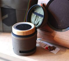 House of Marley Chant Portable Wireless Speaker / Simple. Portable. Earth-Friendly. Take your music with you wherever you go with the Chant Bluetooth portable audio system. http://thegadgetflow.com/portfolio/house-of-marley-chant-portable-wireless-speaker/