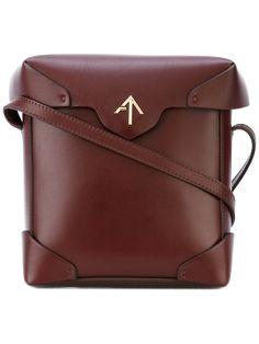 Manu Atelier cross-body satchel