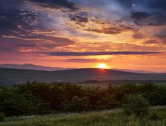 One moment in time by Catalin Petre - Photo 310557007 / One Moment, Celestial, Sunset, Landscape, Photography, Outdoor, Outdoors, Scenery, Photograph