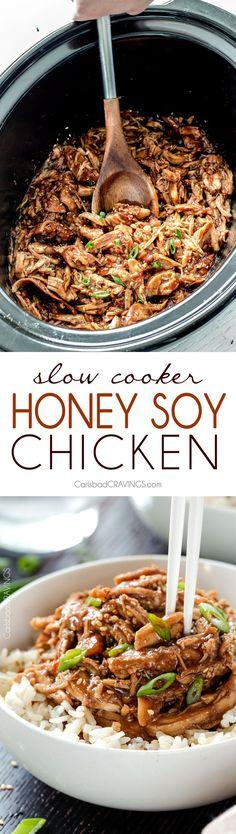 slow cooker bbq chicken slow cooker chicken adobo slow cooker garlic ...
