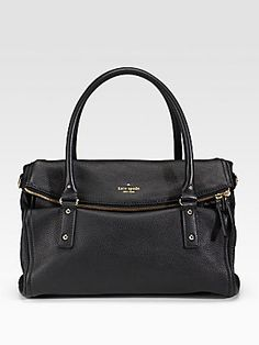 37d3e909721 Kate Spade New York - Leslie Foldover Top Handle Bag