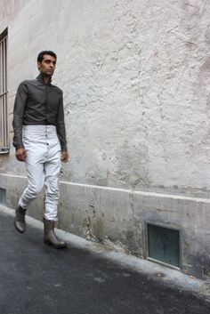 Paris fashion week: Styling at Y. Project