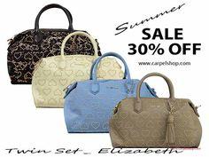 Twin-Set modello Elizabeth, Sale Off 30% Su www.carpelshop.com ;)!
