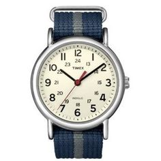 Men  Watches - Timex Unisex Weekender SlipThrough Watch  NavyGray >>> Learn more by visiting the image link. (This is an Amazon affiliate link)