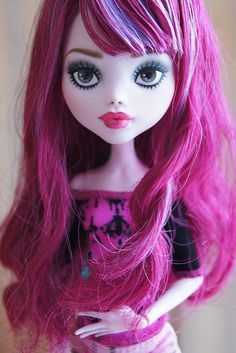 Monster high Commission - Draculaura for Trisquette | Flickr