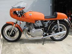 LAVERDA 750 SF CAFE RACER