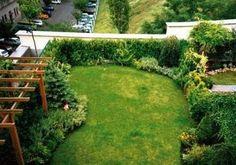屋顶花园植物设计_360图片