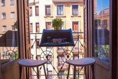♔ Balconies