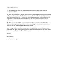 Writing plea leniency letter judge character reference letter for personal character reference letter friend jos gandos coloringpersonal reference letter cover letter examples altavistaventures Images