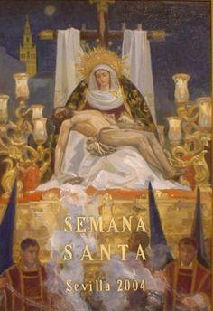 Consejo General de Hermandades y Cofradías de la Ciudad de Sevilla - Semana Santa 2004