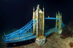 Amazing Underwater Museum Picture