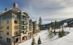 PacificOne's residence at Constellation at Northstar in Lake Tahoe, CA.