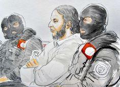 """Ce quil faut retenir de la première journée du procès de Salah Abdeslam à Bruxelles - Lessentiel Salah Abdeslam et son complice Sofiane Ayari comparaissaient lundi 5février devant la 90echambre du tribunal correctionnel de Bruxelles pour leur participation présumée à une fusillade avec des policiers en mars2016 dans la commune bruxelloise de Forest. - http://ift.tt/2FMcaps - \""""lemonde a la une\"""" ifttt le monde.fr - actualités  - February 05 2018 at 08:45AM"""