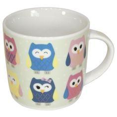 Owls Bullet Mug