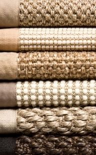 texture rugs-sisal is great in the farmhouse covering floors too far gone to repair. I live in the tropics, I need a big 1 of theses in my living room & soften all the white.