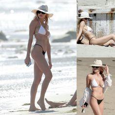 #CharlotteMcKinney showing off her dangerous curves on the beach to celebrate #MemorialDay! • • • • • #CharlotteMcKinney exibindo suas curvas perigosas na praia para comemorar o #MemorialDay!