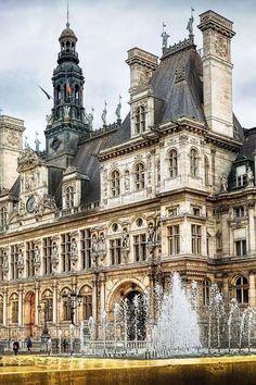 ♔ Paris, Hotel de Ville