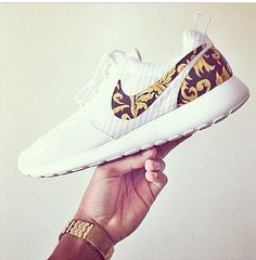 Roshe Run Blancas
