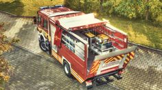 Lentner Gerätewagen - GW-L1 & GW-L2 Gerätewagen-Logistik - Die Lentner GmbH steht für individuelle Lösungen. Lassen Sie sich jetzt informieren! Fire Apparatus, Emergency Vehicles, Fire Engine, Fire Department, Fire Trucks, Military Vehicles, Remote, Restoration, Firefighters