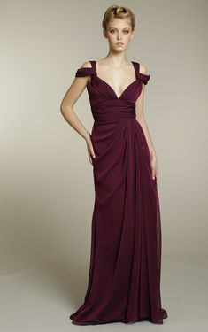 maroon-bridesmaid-dress-full-length-2011