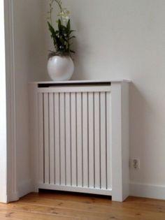 Afbeeldingsresultaat voor radiator ombouw hal