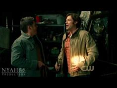 Supernatural Comedy Trailer HD - Supernatural in a Nutshell. This is just so many levels of amazing.