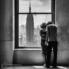Top of the Rock, NYC © Vitaliano Vitali, all rights reserved