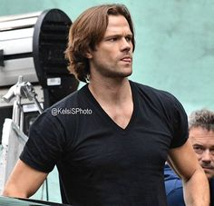 Anonymous said: Holy fudge, Padalecki; His shoulders and chest are so broad, I just, I- I've died and gone to heaven... Answer: i don't know what you mean anon //shifty eyes x