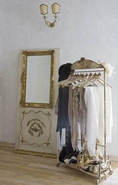 Rococo Louis XV and Shabby Chic interior design 28
