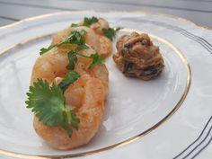Happylobster: Mökkipääsiäinen Halloumi, Missoni, Baked Potato, Potatoes, Chicken, Meat, Baking, Ethnic Recipes, Food