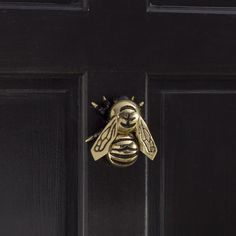 Bumble Bee Door Knocker