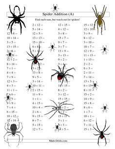 math worksheet : 1000 images about math worksheets  tips on pinterest  halloween  : Halloween Fraction Worksheets